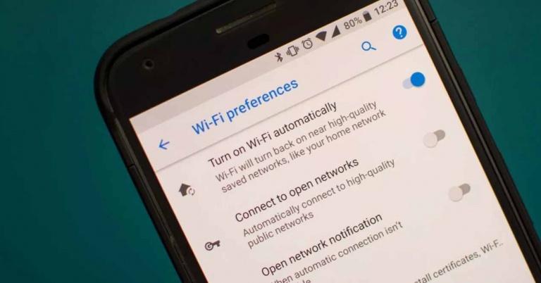 Android 9 Pie introduce el WiFi automático para todos ¿cómo funciona?