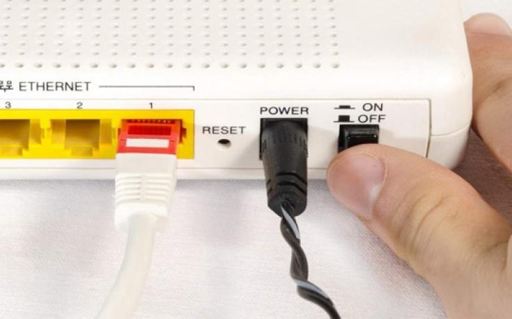 ¿Necesitamos apagar el router para tener una mejor velocidad de Internet?