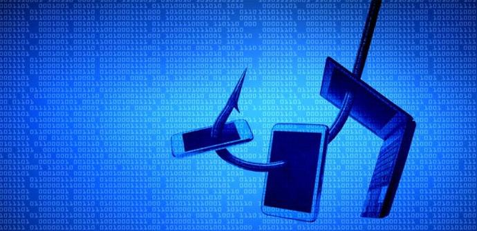 Evitar ataques phishing en el móvil