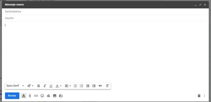 Utilizar el modo confidencial en Gmail