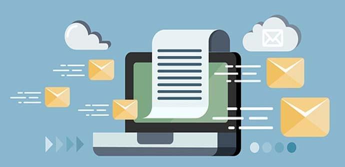 Opciones para rastrear un e-mail