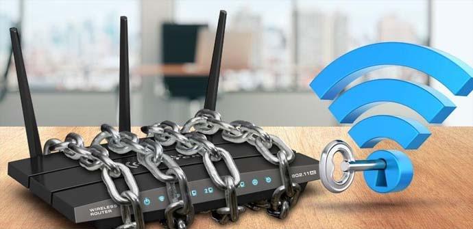 Mejorar la seguridad de red en el router
