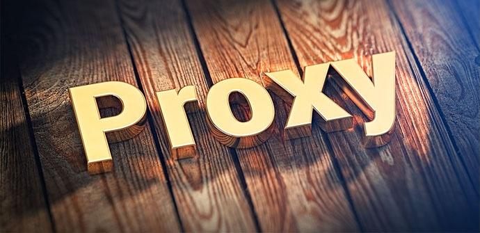 Qué es un Proxy