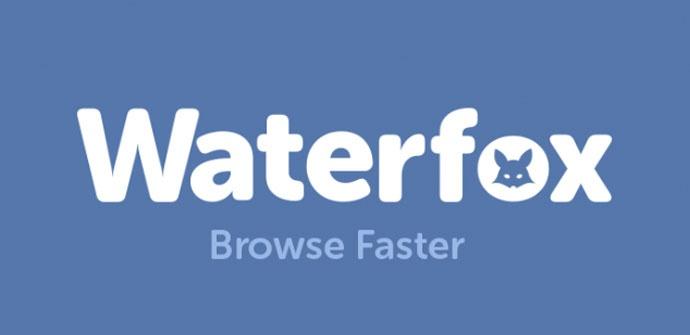 Waterfox, navegador basado en la seguridad