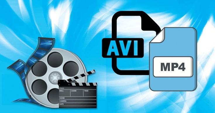 Cómo convertir un vídeo en AVI a uno en formato MP4