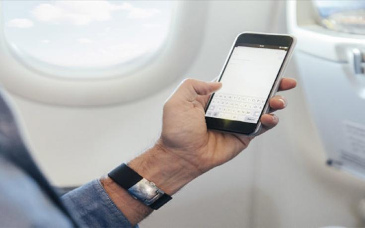¿Por qué hay que apagar el móvil en un avión? Así puede afectar