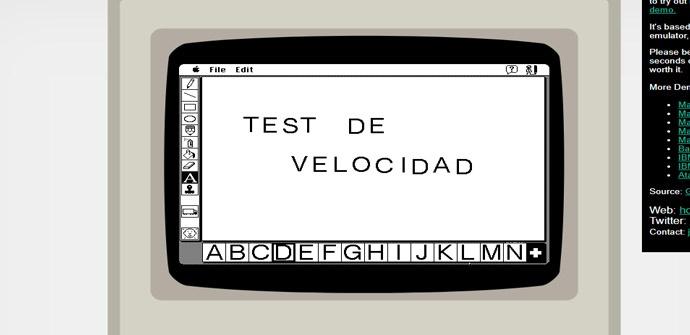 Emulador Mac OS System 7