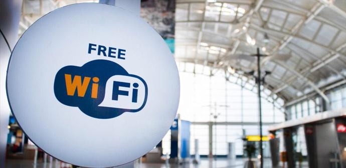 Seguridad redes Wi-Fi públicas