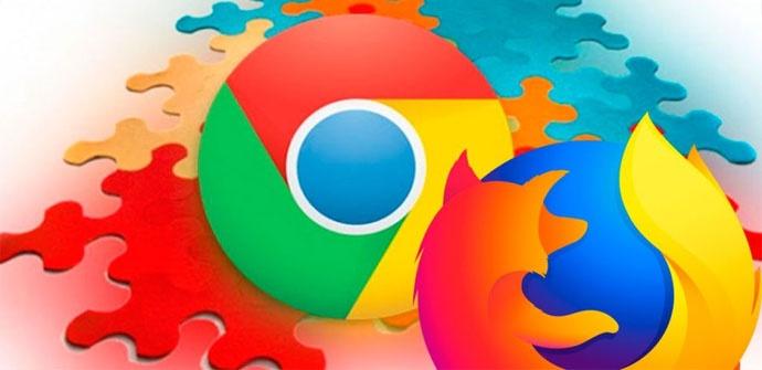Cómo evitar que Google Chrome y Firefox guarden tus datos al navegar