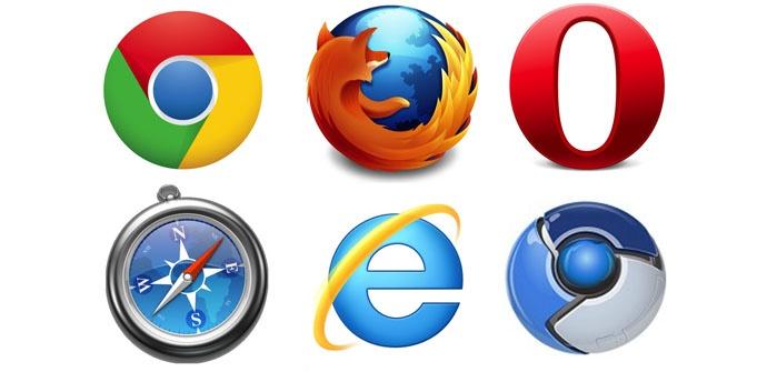 Tipos de navegadores web