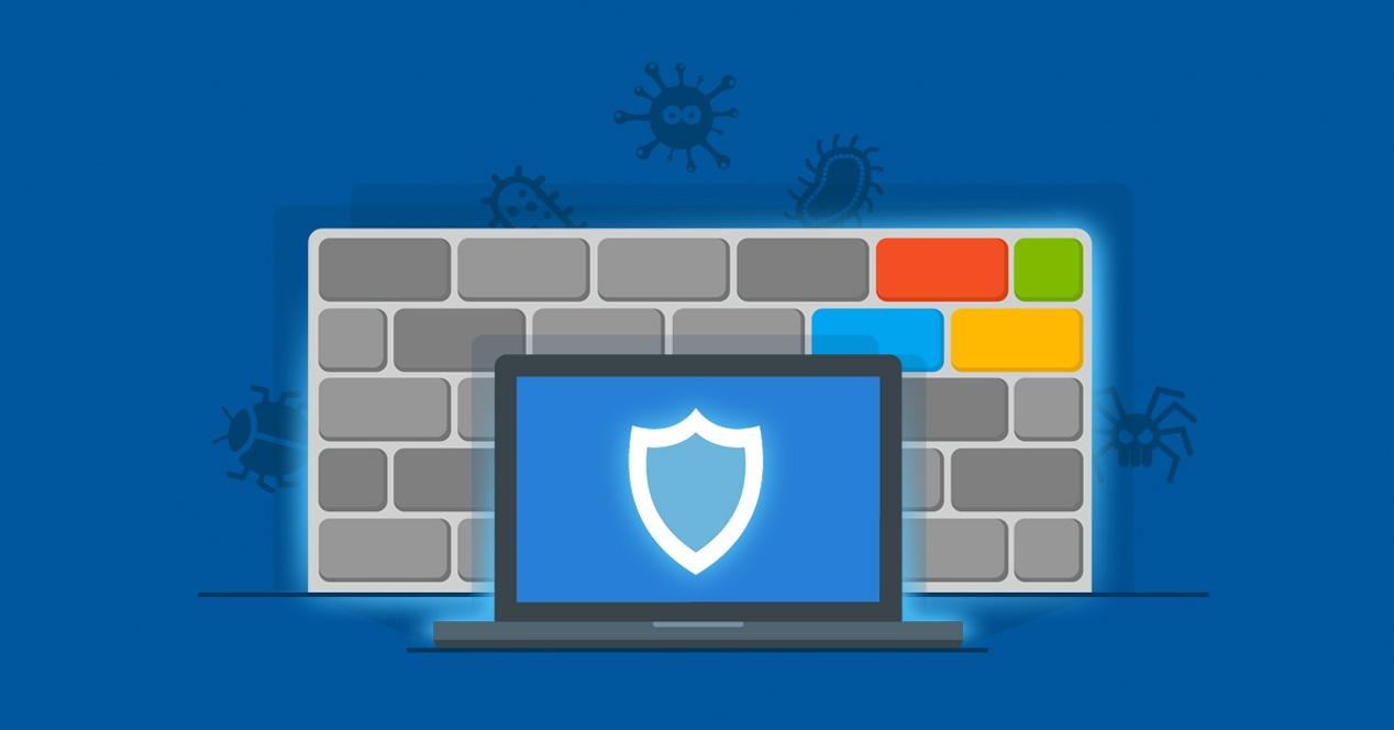Controlar el firewall de Windows