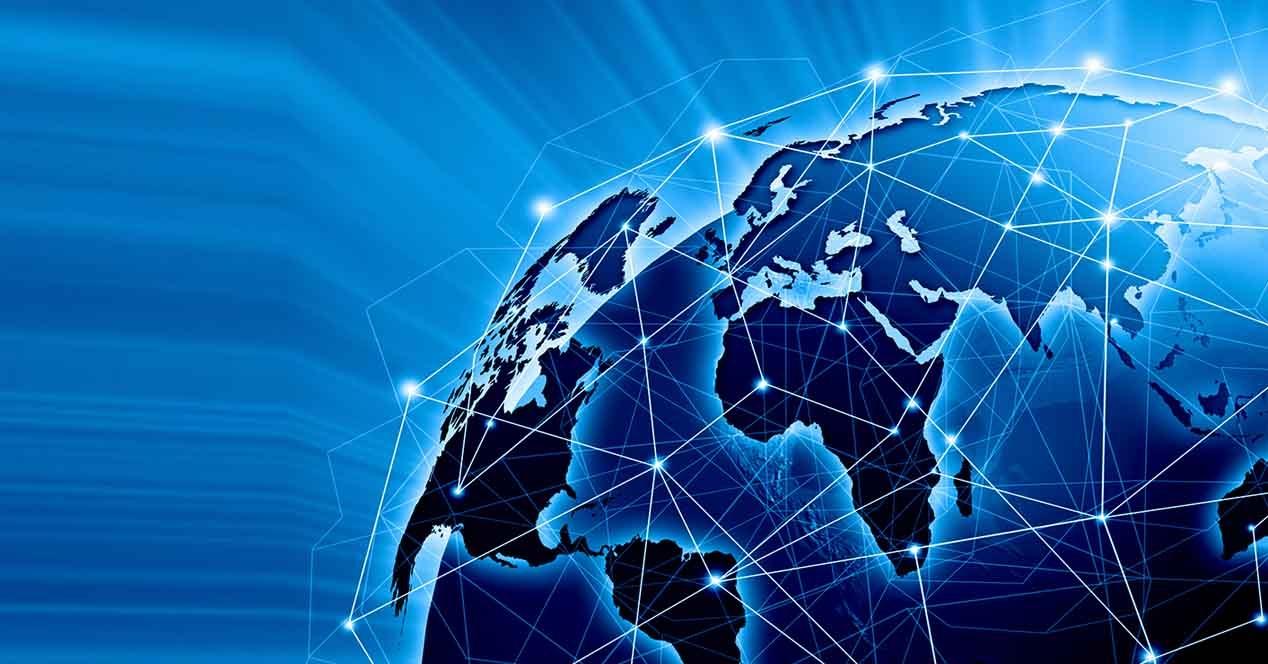 Países del mundo mejor conectados a Internet