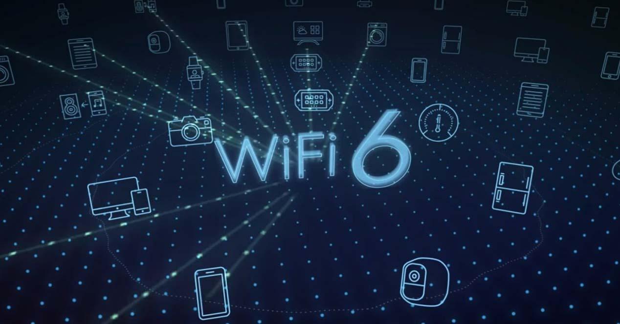 Velocidad de la nueva certificación de Wi-Fi 6
