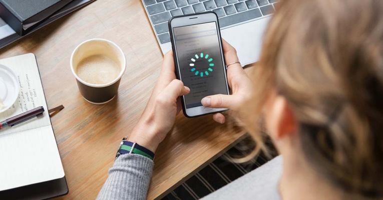 Por qué va lento Internet con datos móviles