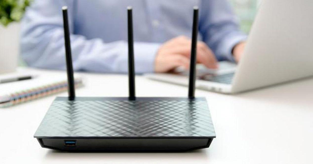 Lugares donde no hay que colocar el router