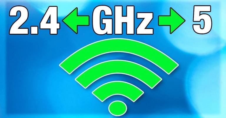 Ventajas y desventajas de la banda Wi-Fi de 2,4 GHz y de 5 GHz