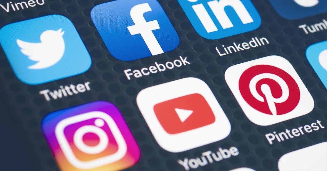 Estafas en las redes sociales