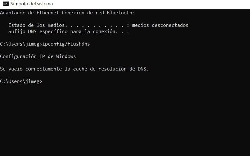 Mejorar la velocidad de Internet desde los comandos de Windows