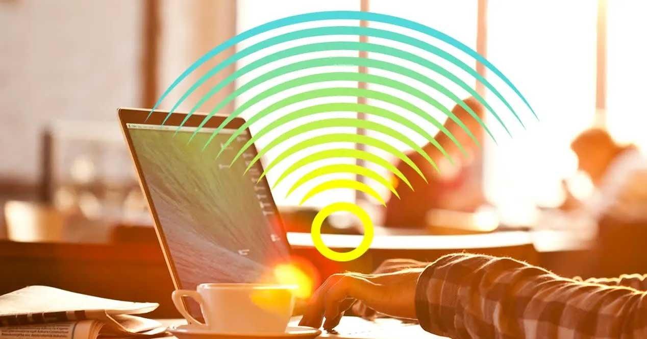 Evitar que nos espíen al usar Wi-Fi público