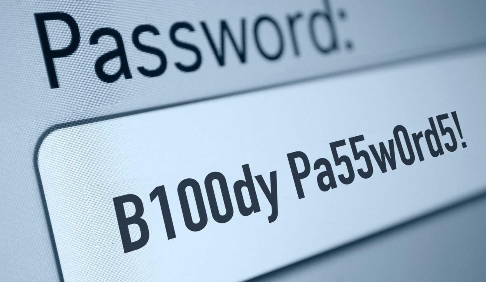 Seguridad de las contraseñas por Internet
