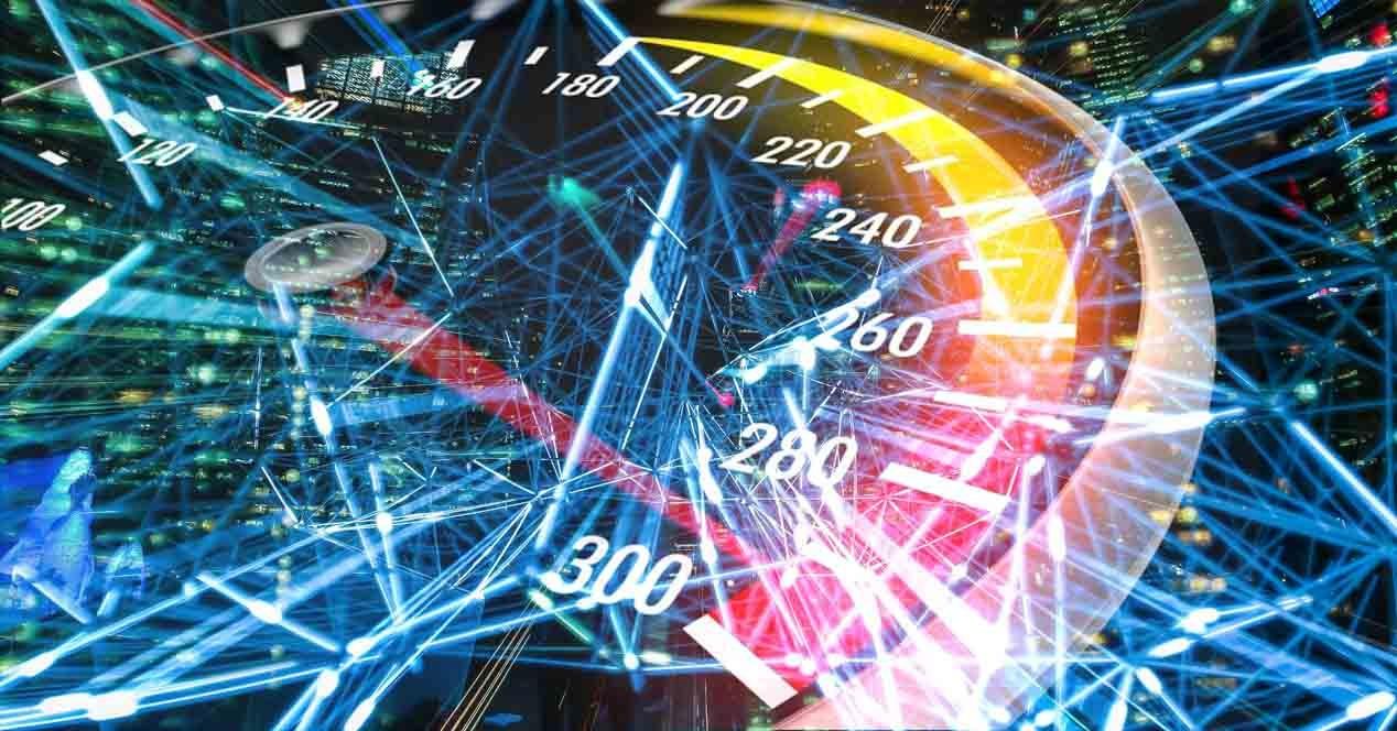 Aspectos que influyen en la velocidad de Internet