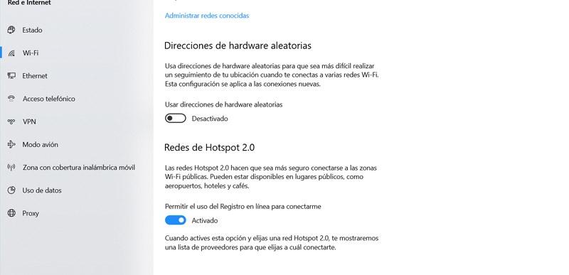 Activar Hotspot 2.0