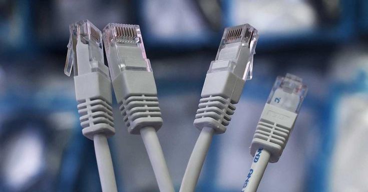 El tipo de cable es determinante en la velocidad de Internet