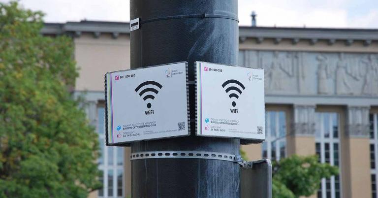 Conéctate al Wi-Fi gratis con Instabridge