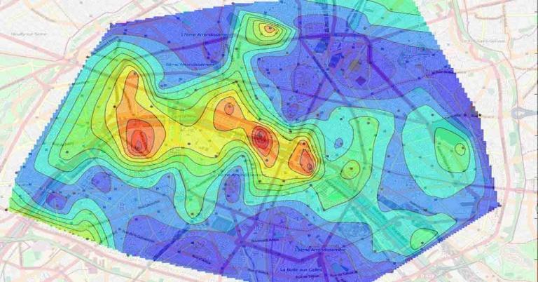Qué es un mapa de calor Wi-Fi y cómo mejora nuestras conexiones