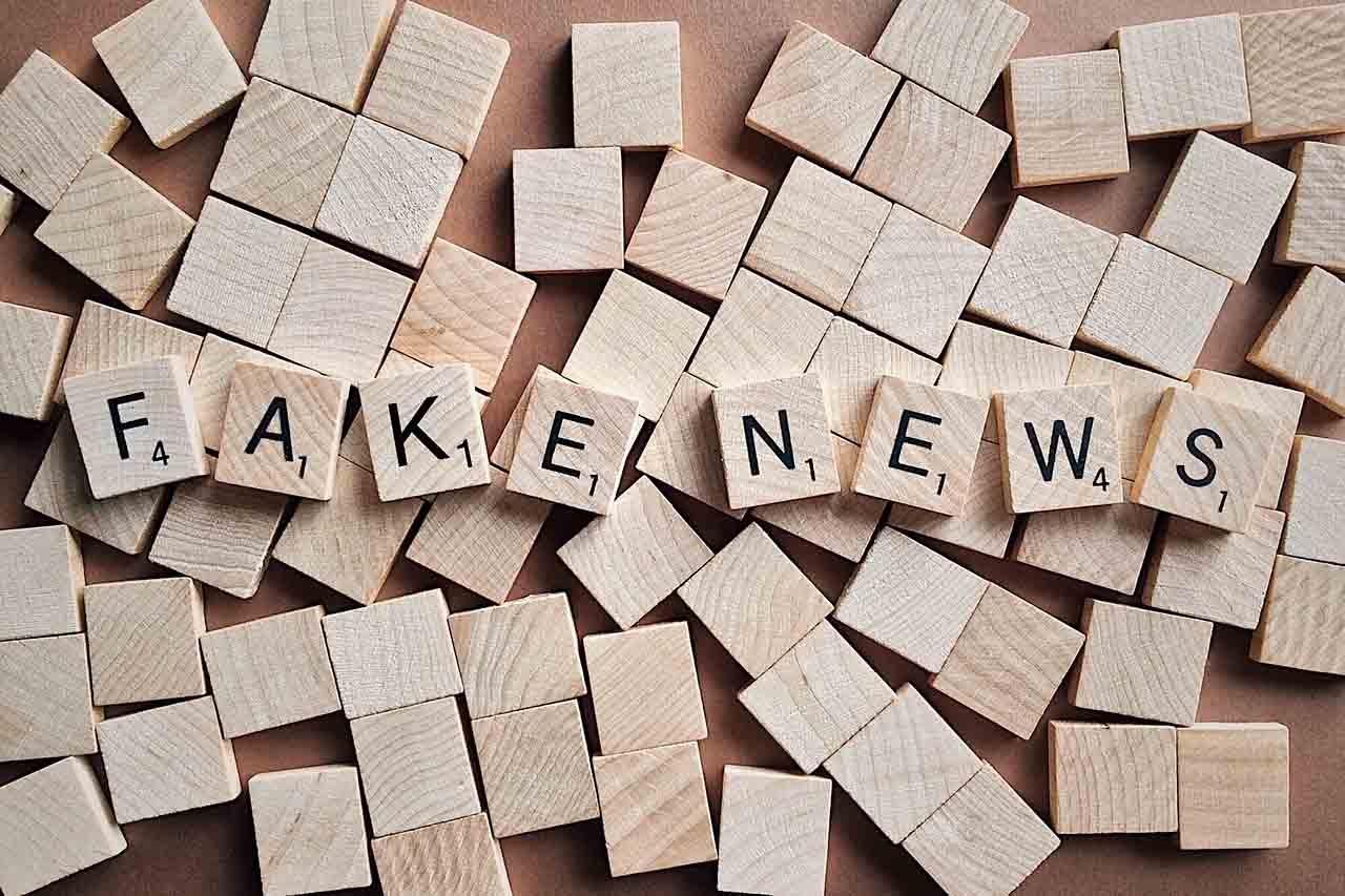 Noticias falsas en Internet